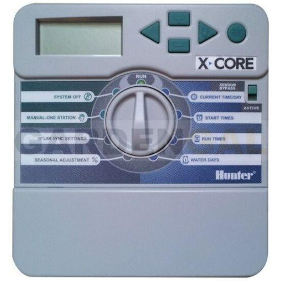 Hunter X-CORE401 IE  4 zónás beltéri vezérlő